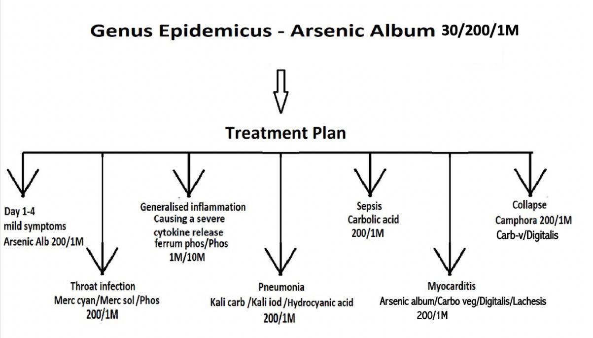 Genus Epidemicus Treatment Plan