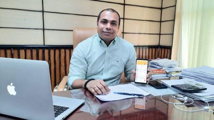 IAS Raj Kamal Yadav