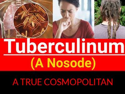 Tuberculinum – A True Cosmopolitan